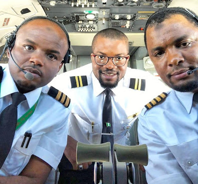 Former Cleaner Turned Pilot Commences Flying Operations