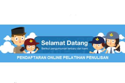 Cara Pendaftaran Online Pelatihan Penulisan Soal dari Puspendik
