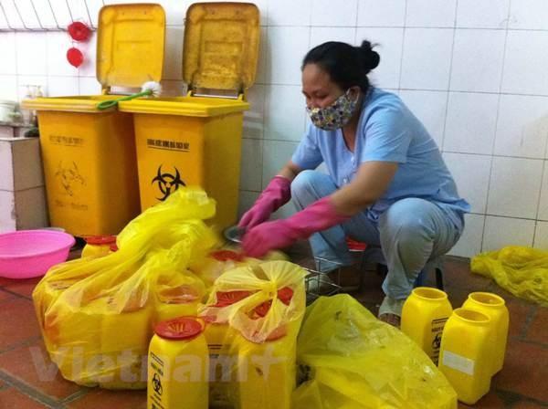 Chất thải rắn y tế là gì? - Các phương pháp xử lý chất thải rắn y tế