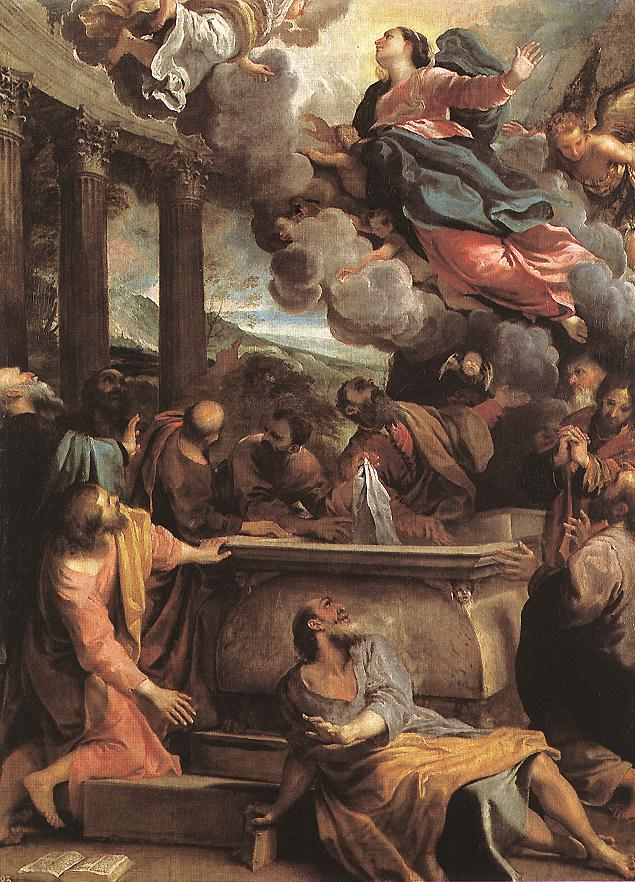 the death of the blessed virgin mary a latin tradition the new
