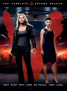 V invasion extraterrestre Temporada 2
