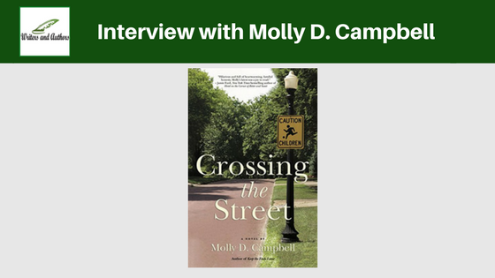 Interview with Molly D. Campbell #AuthorInterview #books