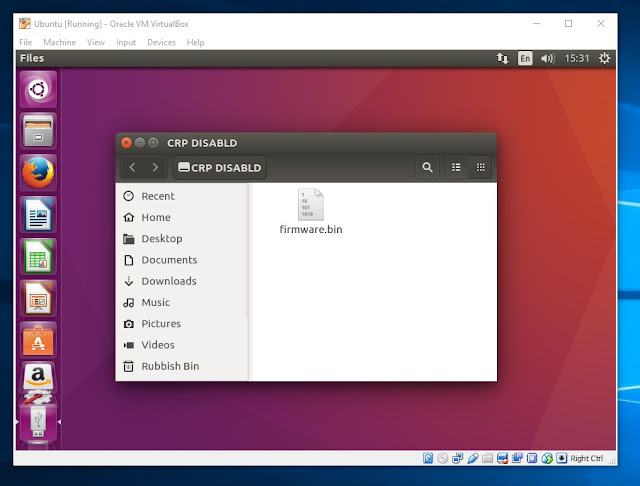 Ubuntu file explorer