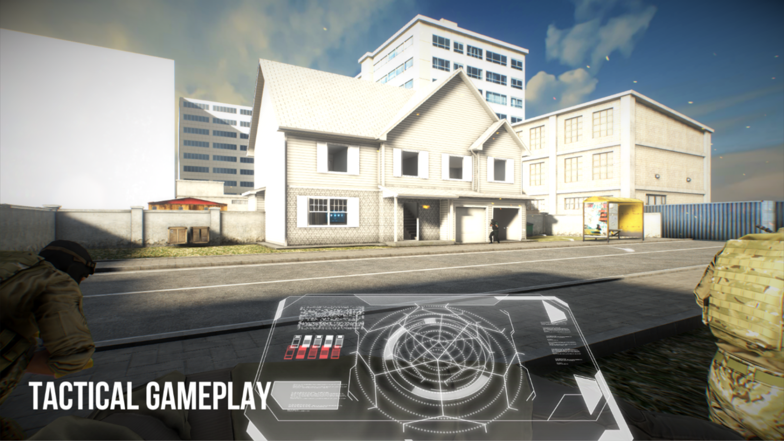 BattleCore MOD APK terbaru