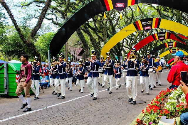 Banda Marcial de Santa Cruz
