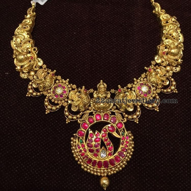 Antique and Kundan Bridal Necklaces