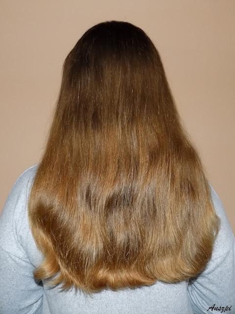 """Pielęgnacja w ramach akcji """"30 dni dla włosów"""""""