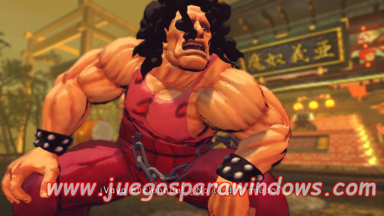 Ultra Street Fighter IV XBOX 360 ESPAÑOL (Region FREE) (WG) 19