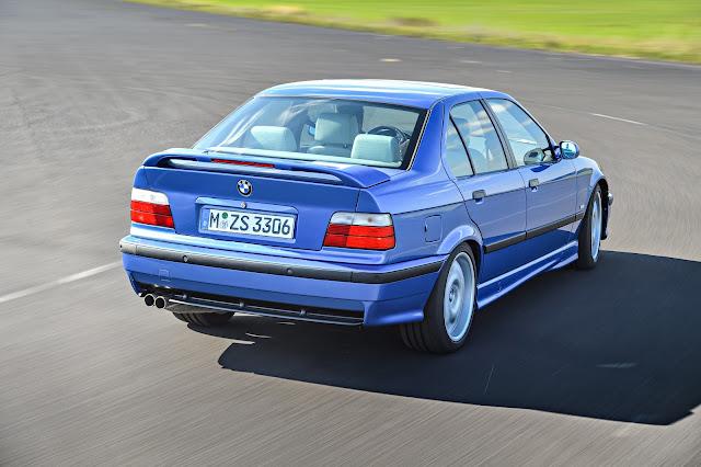 P90236520 highRes 30 χρόνια με BMW M3 – η ιστορία ενός εμβληματικού μοντέλου (Photos)