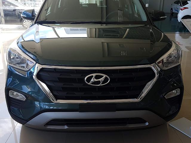 Hyundai Creta 1.6 Automático