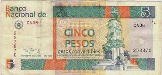 Pesos convertibile (CUC)