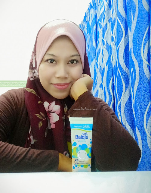 Review Krim CC Safi Balqis Oxy White