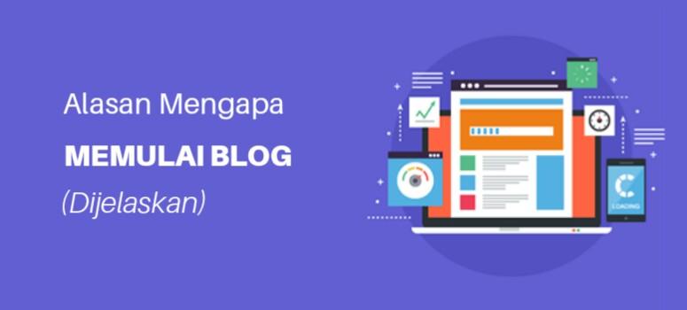 Ini 9 Alasan Mengapa Orang Memulai Blog