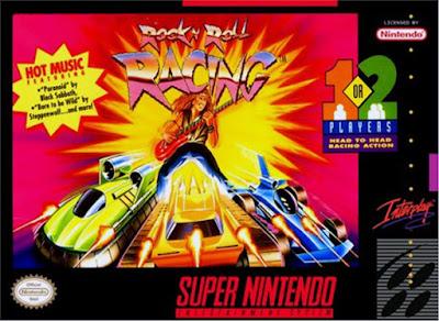 Rom de Rock N' Roll Racing - SNES - Em Português - Download
