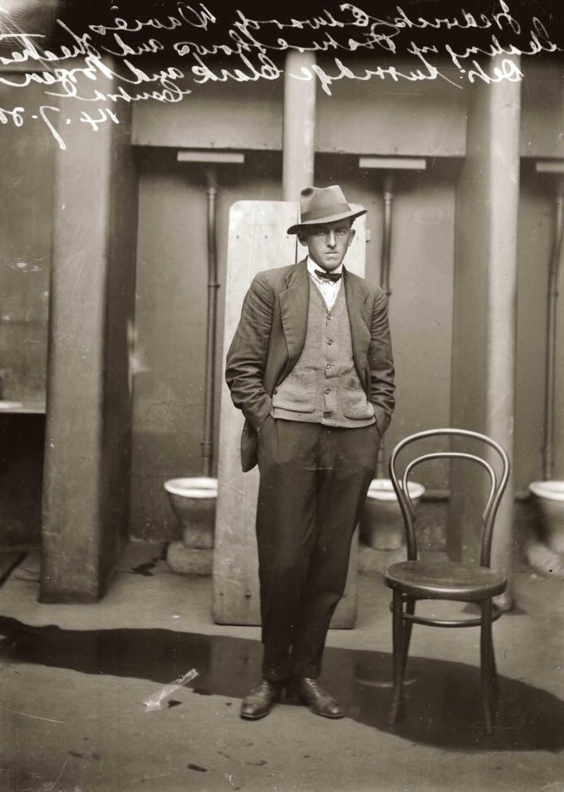 Frederick Edward Davies. 1921.