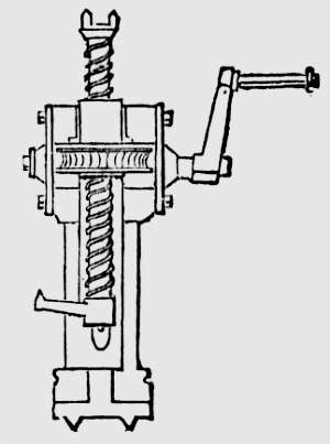 Mechanical Technology: Jack screw Clamp