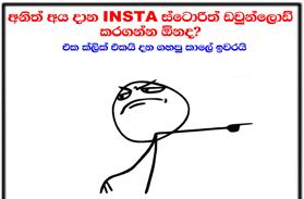 Instagram Story Saver