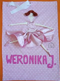 Worek na pościel dla Weroniki