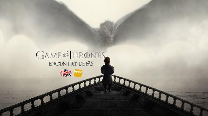 """Fnac organiza encontro para fãs de """"Game Of Thrones"""""""