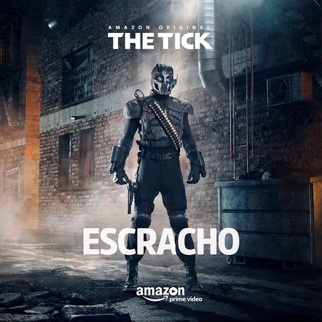The Tick Escracho