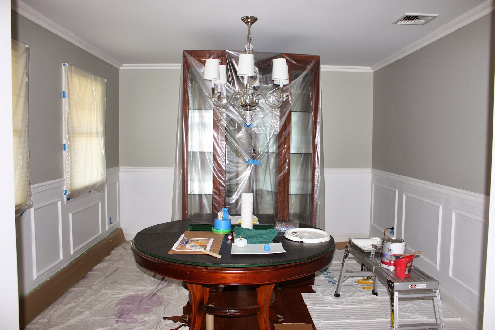 Inspiration in Stages : DINING ROOM PROJECT (Part 1)