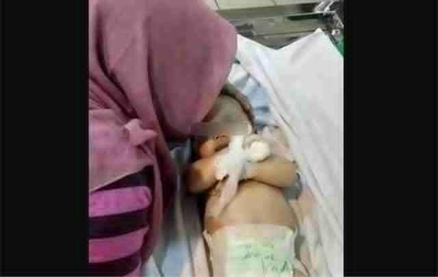 Bayi ini Meninggal akibat Asap Rokok Tamu Ketika Aqiqah