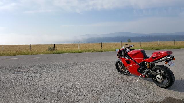 Hot Rod Ducati