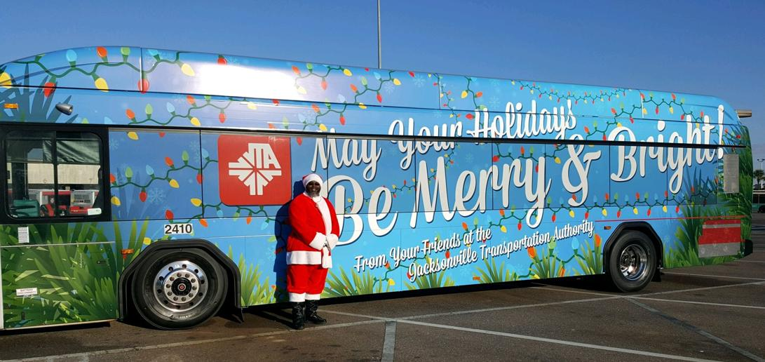 Rebuilding Place in the Urban Space: Holiday transit buses