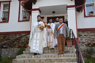 Sfintii Parinti Ioachim si Ana sarbatoriti la Manastirea Ciucea, jud. Cluj