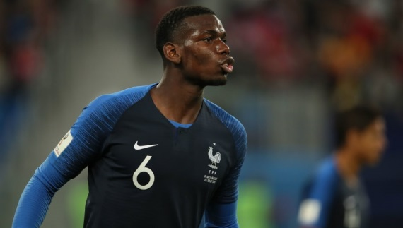 Paul Pogba targets second star