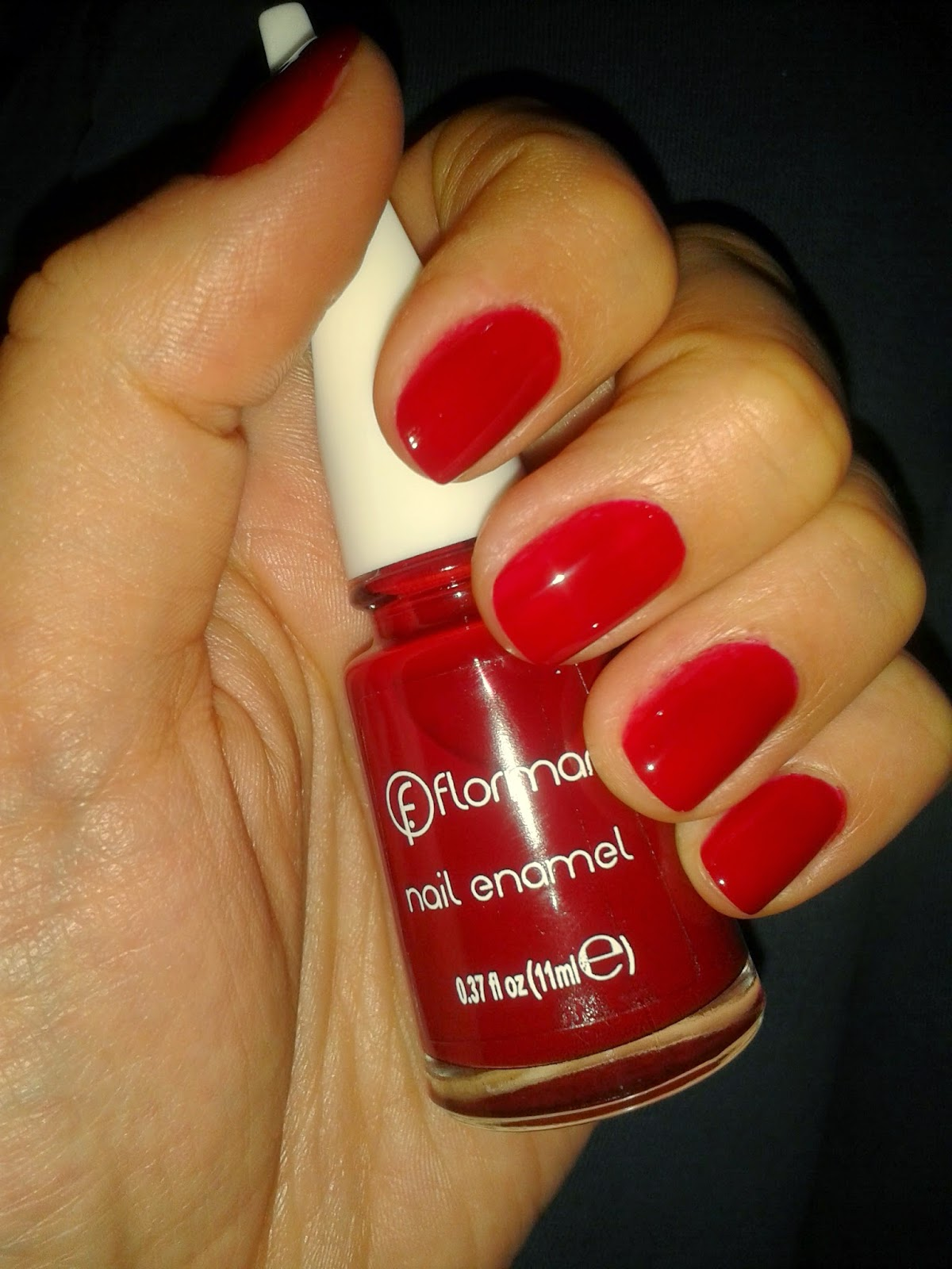 flormar no:363 oje red rumor
