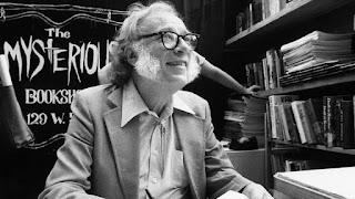 Happy hour literário - Isaac Asimov