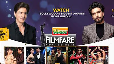 64Th Filmfare Awards 2019 Main Event 720p WEBRip 1Gb x264