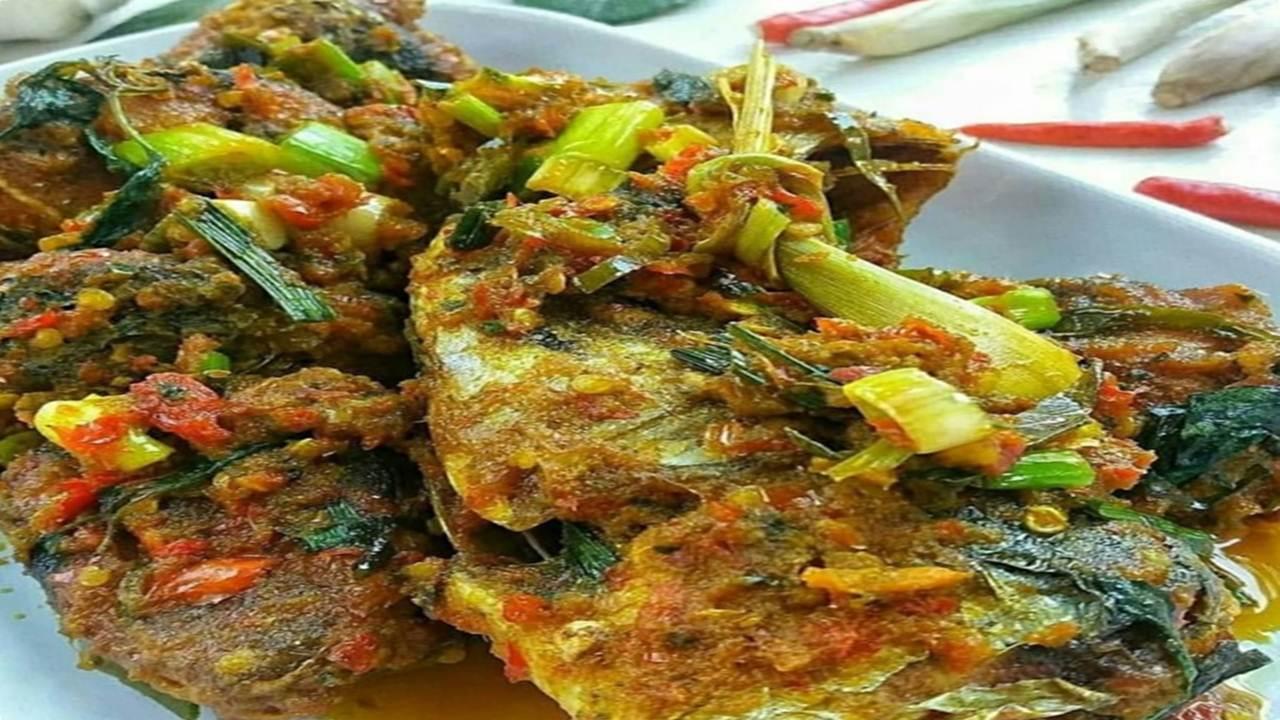 Resep Ikan Rica Rica Asli Manado