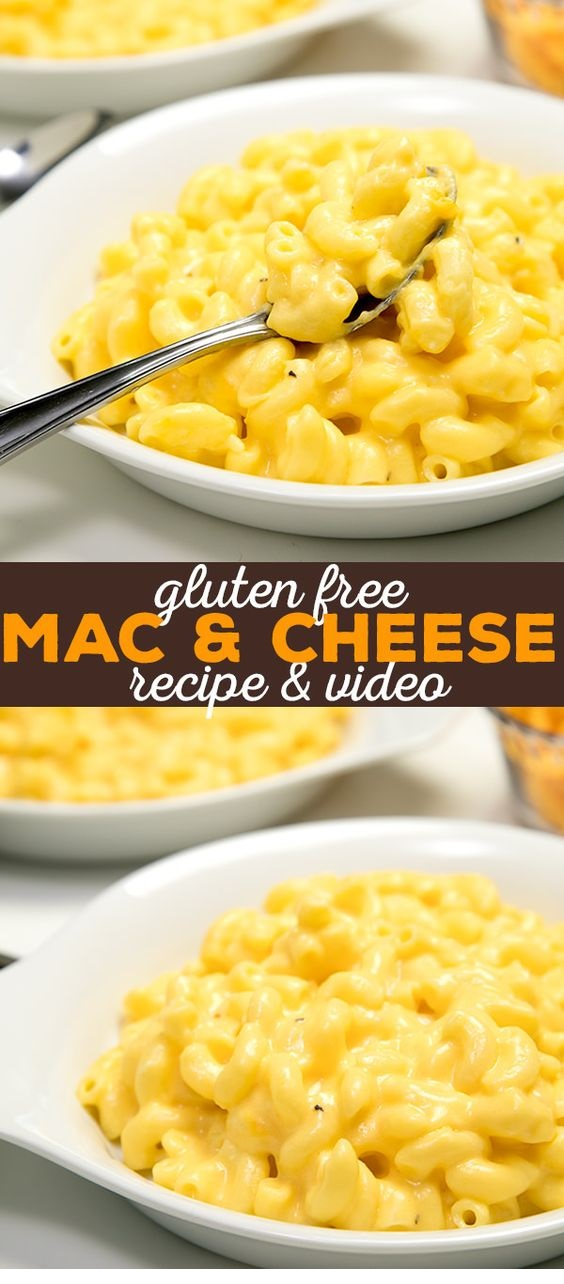 Easy Stovetop Gluten Free Mac and Cheese