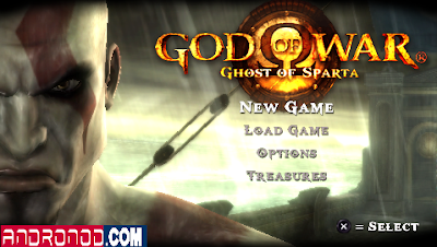 Download God Of War Ghost Of Sparta ISO PPSSPP For Android