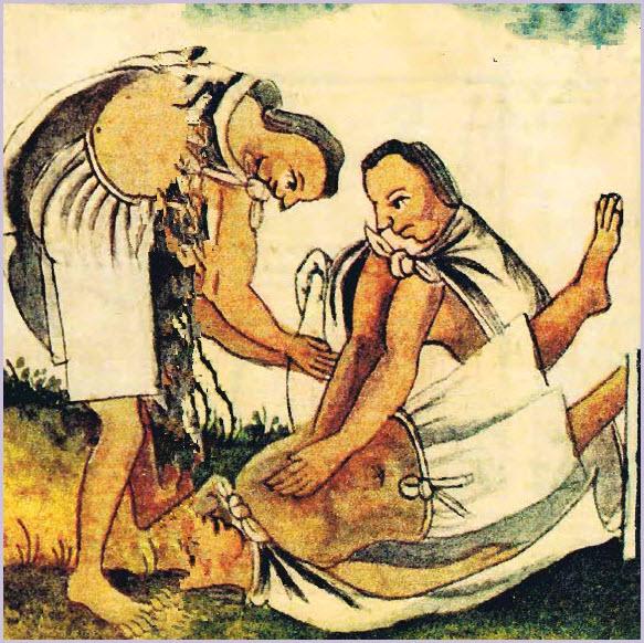 La medicina y la higiene en el mundo azteca s t r a v a g a n z a las gentes de tenochtitln eran grandes expertos en hierbas medicinales y antdotos y saban curar toda clase de lesiones fandeluxe Choice Image