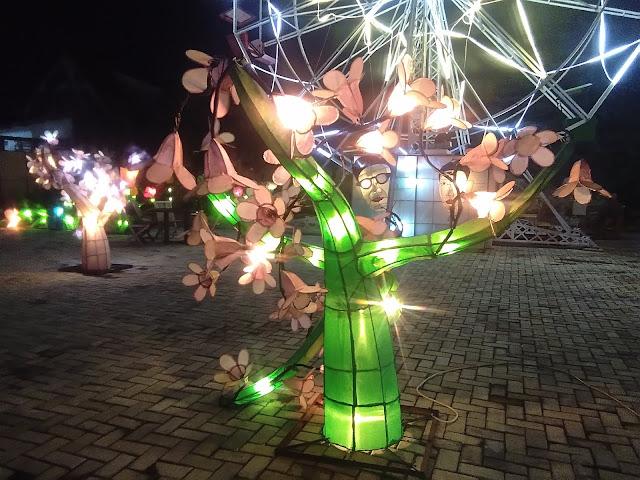 Bunga lampu