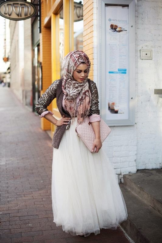 My hijab style and my fashion