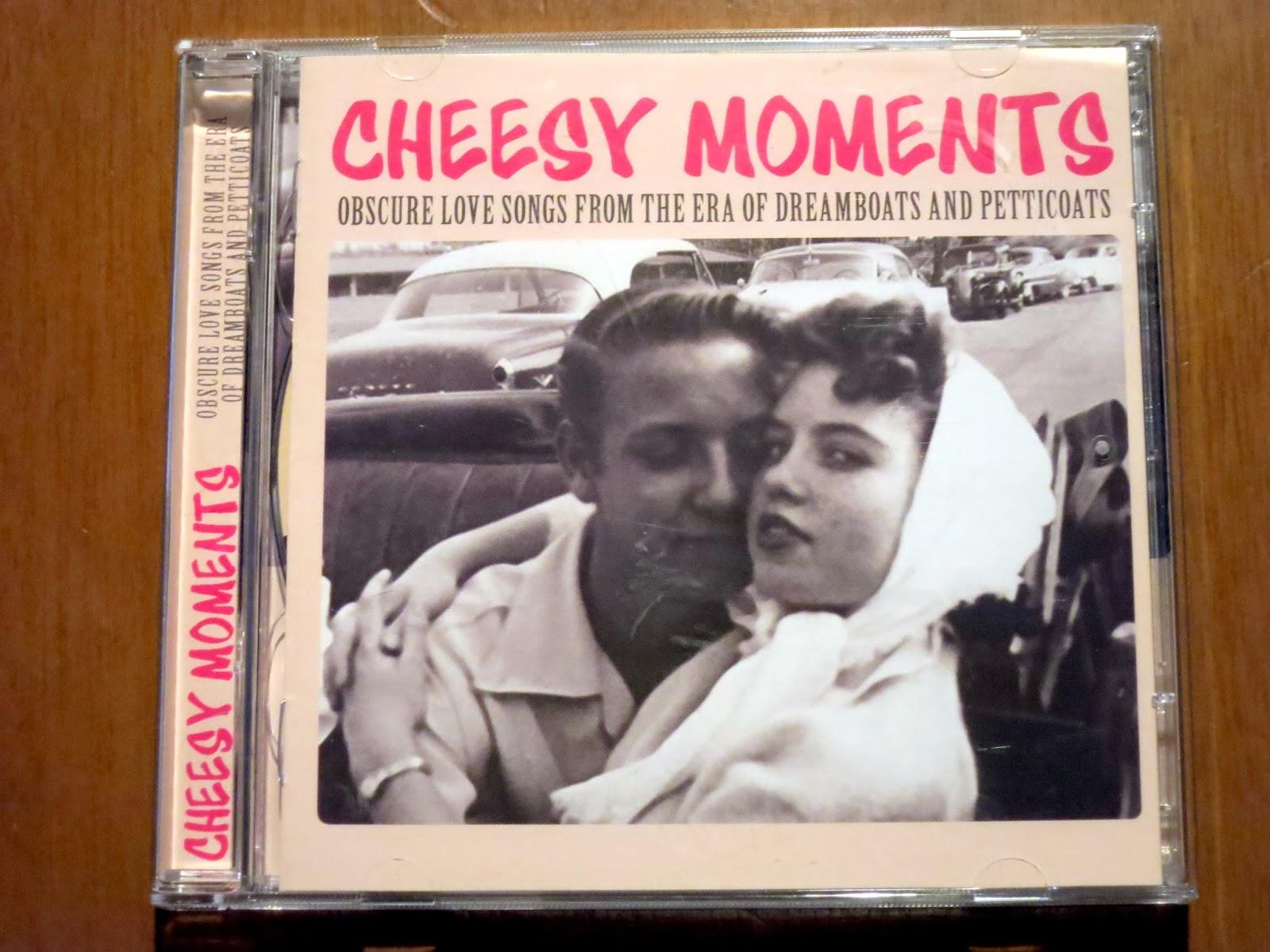 趣味趣味音楽生活 Cheesy Moments Obscure Love Songs
