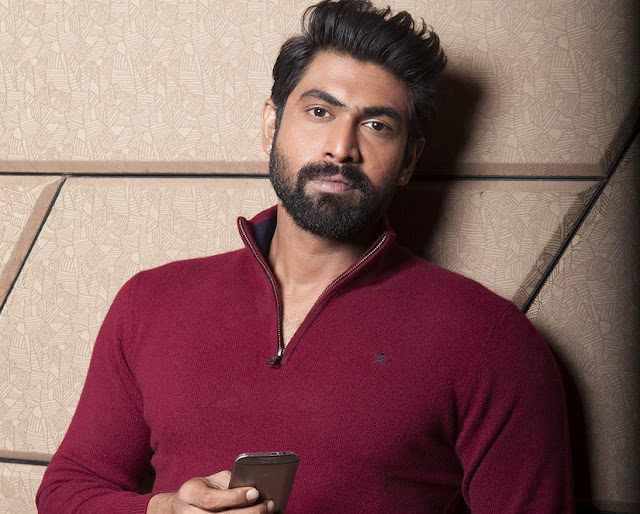 Rana Daggubati Biography and Wiki and Biodata