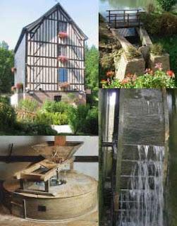 Le moulin amour - Brionne