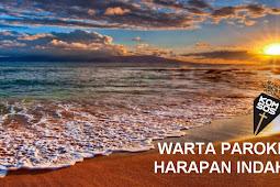Warta Paroki Harapan Indah 24 - 25 Pebruari 2018