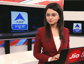 Lovely Indian News Anchors Pic, Charming Indian News Anchors Pic, gorgeous Indian News Anchors Pic