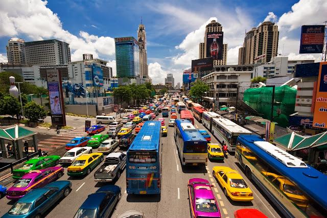 Hasil carian imej untuk bandar bangkok thailand