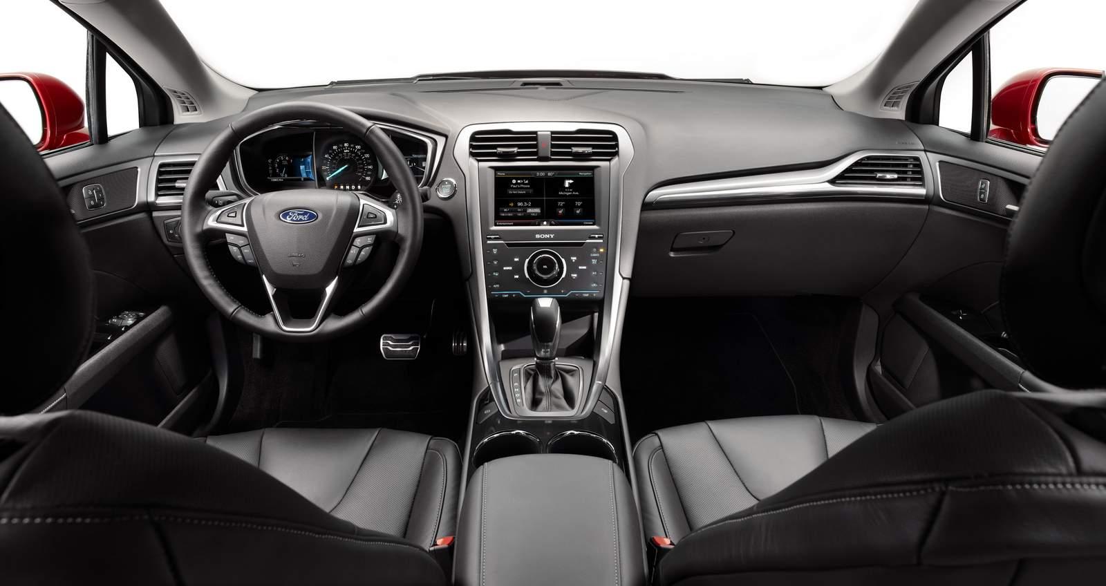 Fusion titanium fwd 2 0 pre o sobe para r reais car blog br for 2015 ford fusion titanium interior