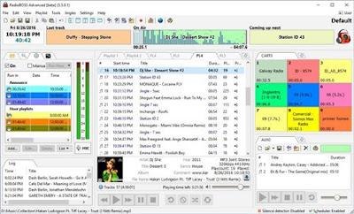 Screenshot RadioBOSS Advanced 5.6.2.0 Full Version