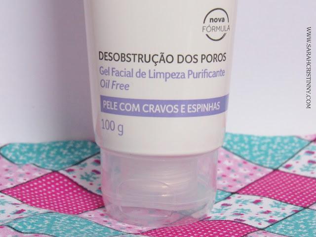 Eudora, Sabonete Liquido