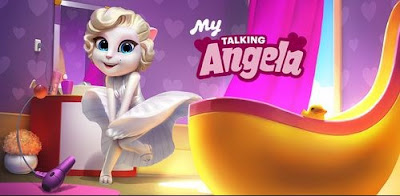 My Talking Angela Apk + Mod free on Android