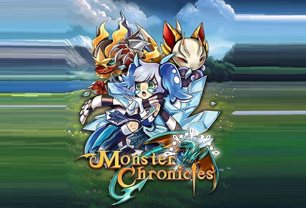 Download Monster Chronicles MOD APK Strategy RPG Game